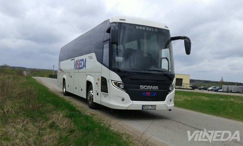 SCANIA TOURING HD, 2019