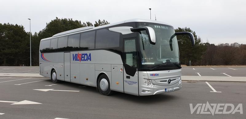 MB TOURISMO 15 RHD, 2019
