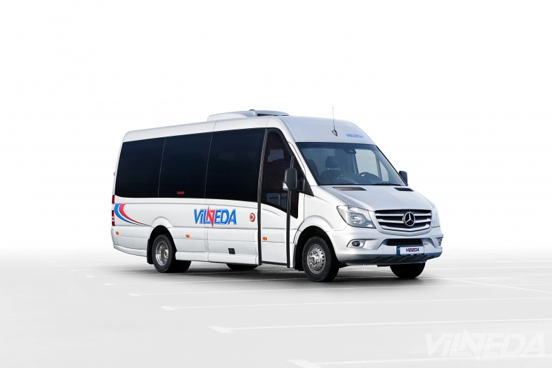 MERCEDES BENZ 519 CDI Sprinter, 2017 года
