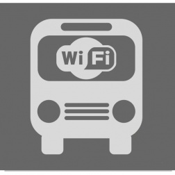 Wi-Fi в автобусе!