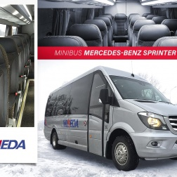 MB SPRINTER 519 CDI, 19 seats, 2017!