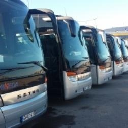 Autobusas 52-56 vietų