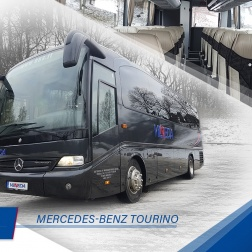 Mersedes-Benz Tourino, 30 vietų